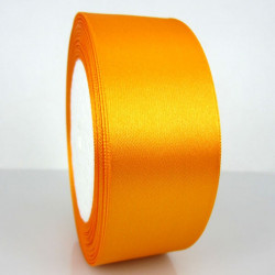 Ruban Satin 50mm Orange Clair MC0350004