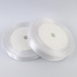 Ruban Satin Blanc 25mm (vendu au mètre) MC0325002