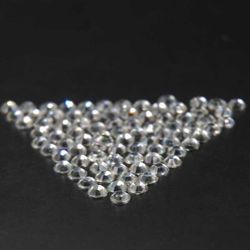 500 Strass 1,5mm Argenté crystal a coller
