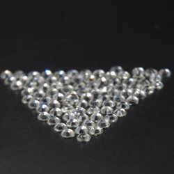 500 Strass 2mm Argenté crystal a coller MC0920001