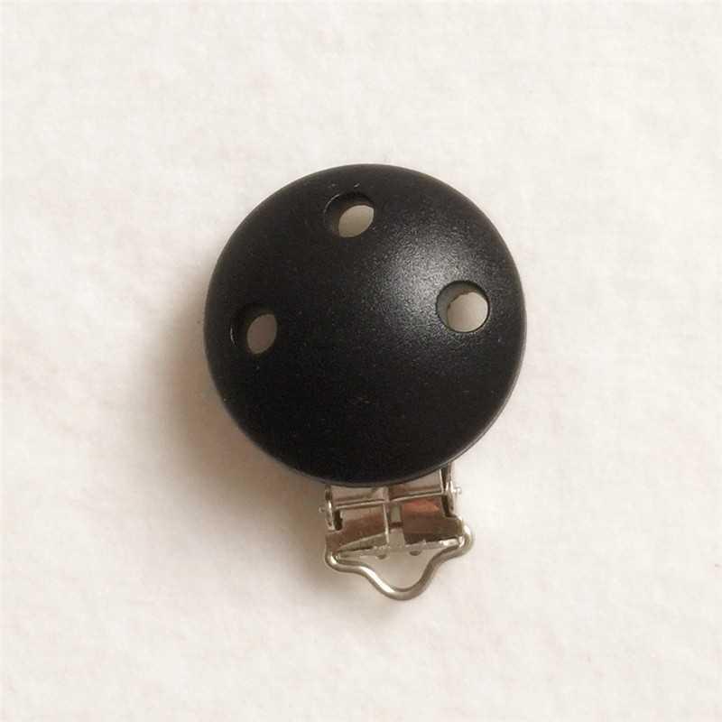 Silicone Clip Pince Attache Tetine 3,5 cm Rond