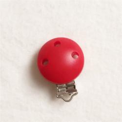 Silicone Clip Pince Attache Tetine 3,5 cm Rond MC2035600