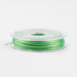 Bobine de fil Nylon Elastique 0,8mm environ 10m MC0208330-38