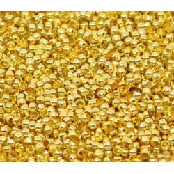 Perles à Écraser 2mm Doré MC0102032