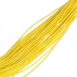 4m Fil elastique 1mm Couleur Jaune MC0210380
