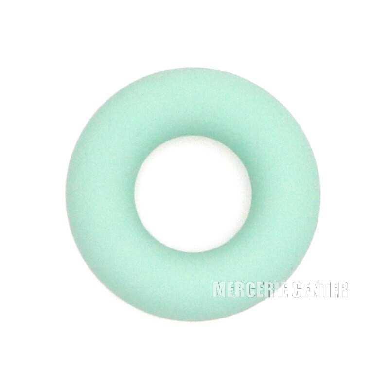 Anneau Dentition Silicone Donut 43mm