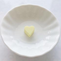Perle Silicone Petit Coeur 14mm x 13mm MC1200059