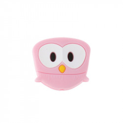 Perle Silicone Hibou 28mm x 25mm MC1200061
