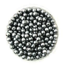 50 Perles 5mm Imitation Brillant Couleur Au Choix MC0105030-49