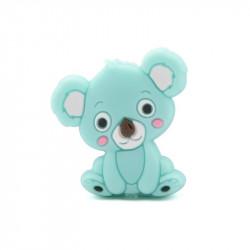 Perle Silicone Koala 28mm x 26mm MC1200065