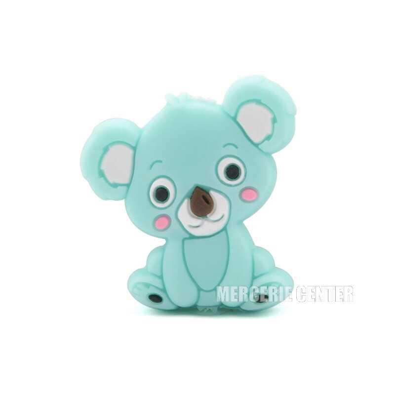 Perle Silicone Koala 28mm x 26mm